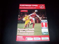 Fleetwood Town v Dover Athletic, 2009/10 [FAT]